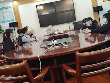 安监处召开5月安全委员工作例会